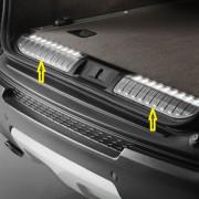 Land Rover Range Rover Sport 2013-2014 - Защитные накладки с подсветкой в багажник. (Land Rover) фото, цена