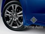 Сеточка на бампере Acura tsx