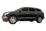 Buick Enclave 2008-2013 - Молдинги хромированные. фото, цена