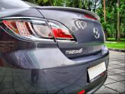 Mazda 6 2008-2012 - Лип спойлер на крышку багажника, под покраску (UA) фото, цена