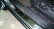 Hyundai Tucson 2004-2014 - Порожки внутренние к-т 4шт фото, цена
