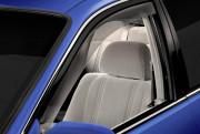Toyota Land Cruiser Prado 2003-2008 - Дефлекторы окон (ветровики), передние, светлые. (WeatherTech) фото, цена