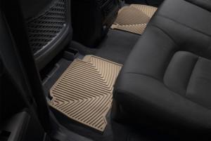 Lexus LX 2008-2019 - Коврики резиновые, задние, бежевые. (WeatherTech) фото, цена