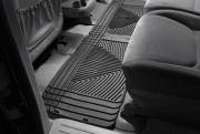 Lexus LX 1998-2007 - Коврики резиновые, задние, черные. (WeatherTech) фото, цена