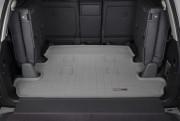 Toyota Land Cruiser 2008-2019 - Коврик резиновый в багажник, серый. (WeatherTech) 7 мест фото, цена