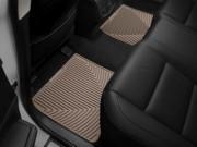 Lexus ES 2013-2014 - Коврики резиновые, задние, бежевые. (WeatherTech) фото, цена