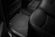 Lexus ES 2006-2012 - Коврики резиновые, задние, черные. (WeatherTech) фото, цена