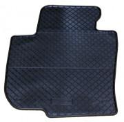 Skoda Superb 2008-2014 - Коврики резиновые, черные, комплект 4 штуки. (Rigum) фото, цена