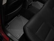 Lexus GS 2013-2014 - Коврики резиновые, задние, черные. (WeatherTech) фото, цена