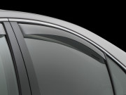 Lexus LS 2006-2014 - (Long) Дефлекторы окон (ветровики), задние, светлые. (WeatherTech) фото, цена