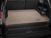 Toyota 4Runner 2010-2014 - Коврик резиновый в багажник, бежевый. (WeatherTech) 7 мест фото, цена