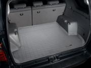 Toyota 4Runner 2003-2009 - Коврик резиновый в багажник, серый. (WeatherTech) 5 мест фото, цена