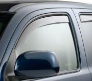 Toyota 4Runner 2010-2014 - Дефлекторы окон (ветровики), передние, светлые. (WeatherTech) фото, цена