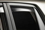 Toyota 4Runner 2003-2009 - Дефлекторы окон (ветровики), задние, темные. (WeatherTech) фото, цена