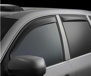 Volkswagen Touareg 2010-2017 - Дефлекторы окон (ветровики), комлект (EGR) фото, цена
