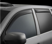 Porsche Cayenne 2003-2010 - Дефлекторы окон (ветровики), комлект (Lavita) фото, цена