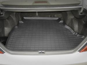 Toyota Camry 2001-2005 - Коврик резиновый в багажник, черный. (WeatherTech) фото, цена