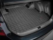 Toyota Corolla 2014-2016 - Коврик резиновый в багажник, черный. (WeatherTech) фото, цена