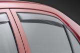 Козырек заднего стекла на toyota corolla