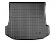Toyota Fortuner 2007-2013 - (5 мест) Коврик резиновый в багажник, черный. (WeatherTech) фото, цена