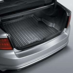 Acura TL 2004-2008 - Резиновый коврик с бортиком в багажник. (Acura) фото, цена