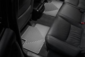Toyota Rav 4 2006-2012 - Коврики резиновые, задние, серые. (WeatherTech) фото, цена