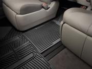 Toyota Sienna 2011-2019 - (7 мест) Резиновая перемычка, черная. (WeatherTech) фото, цена