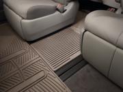 Toyota Sienna 2011-2019 - (7 мест) Резиновая перемычка, бежевая. (WeatherTech) фото, цена