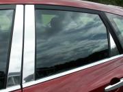 Mazda 3 2003-2009 - htb Хромированные накладки на стойки, к-т 6 шт. (SAA) фото, цена