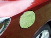 Mazda 3 2003-2009 - Хромированная накладка на лючек бензобака. (SAA) фото, цена