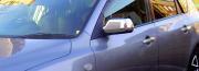 Mazda 3 2003-2009 - sedan Хромированные накладки на зеркала, к-т 4 шт. (OMSA) фото, цена