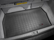 Toyota Sienna 2004-2010 - (3 ряда) Коврик резиновый в багажник, черный. (WeatherTech) фото, цена