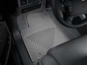 Toyota Tundra 2007-2011 - Коврики резиновые, передние, серые. (WeatherTech) фото, цена