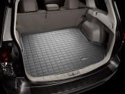 Subaru Forester 2008-2012 - Коврик резиновый в багажник, черный. (WeatherTech) фото, цена
