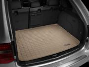 Volkswagen Touareg 2003-2010 - Коврик резиновый в багажник, бежевый. (WeatherTech) фото, цена