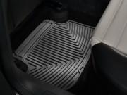 Volkswagen Passat CC 2009-2016 - Коврики резиновые, задние, черные. (WeatherTech) фото, цена