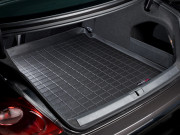 Volkswagen Passat CC 2009-2014 - Коврик резиновый в багажник, черный. (WeatherTech) фото, цена