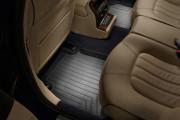 Land Rover Freelander 2013-2014 - Коврики резиновые с бортиком, задние, черные. (WeatherTech) фото, цена