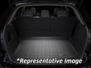 Land Rover Freelander 2013-2014 - Коврик резиновый в багажник, черный. (WeatherTech) фото, цена