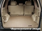 Land Rover Freelander 2013-2014 - Коврик резиновый в багажник, бежевый. (WeatherTech) фото, цена