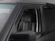 Land Rover Range Rover 2003-2012 - Дефлекторы окон (ветровики), задние, темные. (WeatherTech) фото, цена