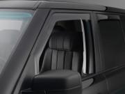 Land Rover Range Rover 2003-2012 - Дефлекторы окон (ветровики), задние, светлые. (WeatherTech) фото, цена
