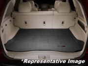Land Rover Range Rover Sport 2014-2017 - Коврик резиновый с бортиком в багажник, черный. WeatherTech фото, цена