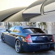 Chrysler 300C 2005-2011 - Спойлер на заднее стекло (под покраску) фото, цена