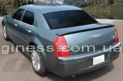 Chrysler 300C 2005-2011 - Спойлер на крышку багажника (под покраску) фото, цена