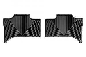 BMW X5 1999-2006 - Коврики резиновые, задние, черные. (WeatherTech) фото, цена
