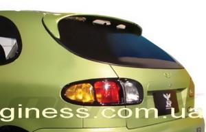 Daewoo Lanos 1997-2010 - Спойлер на заднее стекло (под покраску) фото, цена