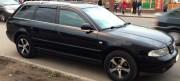 Audi A4 2001-2008 - avant\allroad Дефлекторы окон (ветровики) , к-т 4 шт (Cobra Tuning) фото, цена