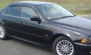 BMW 5 1995-2003 - (E39) - Дефлекторы окон (ветровики), комлект. (Cobra Tuning) фото, цена