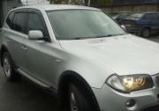BMW X3 2003-2010 - (E83) - Дефлекторы окон (ветровики), комлект. (Cobra Tuning) фото, цена